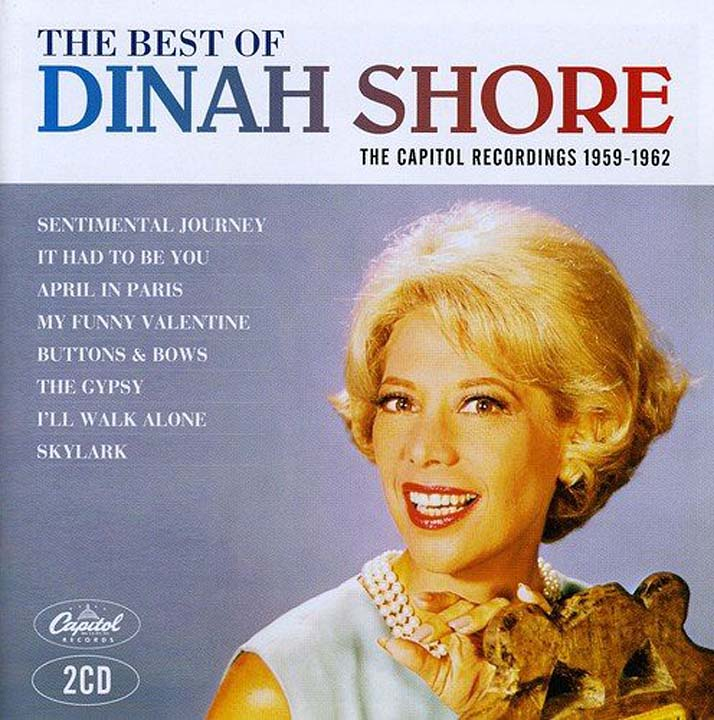 Dinah Shore. Best Of dinah jefferies teekasvataja naine