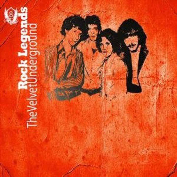 The Velvet Underground. The Velvet Underground (Rock Legends) the velvet underground velvet underground the white light white heat 2 lp