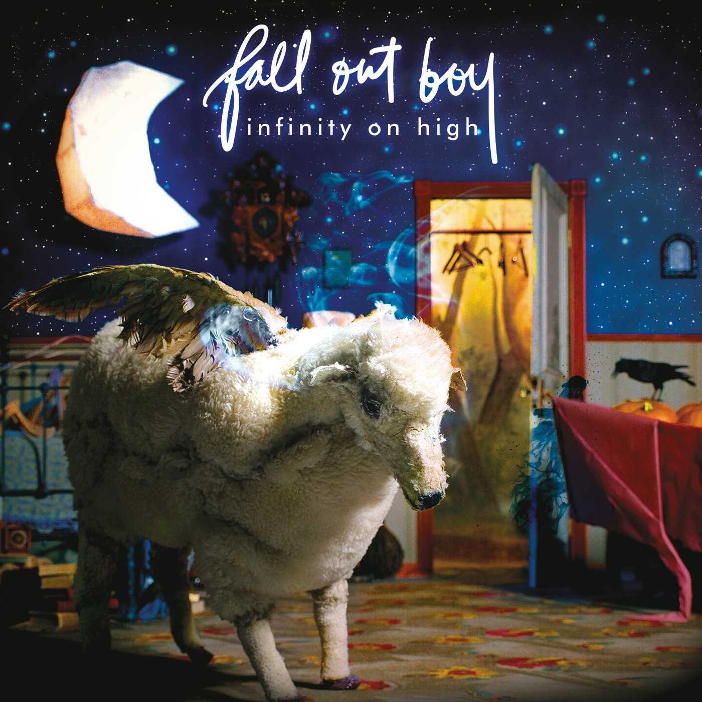 Fall Out Boy Boy. Infinity On High