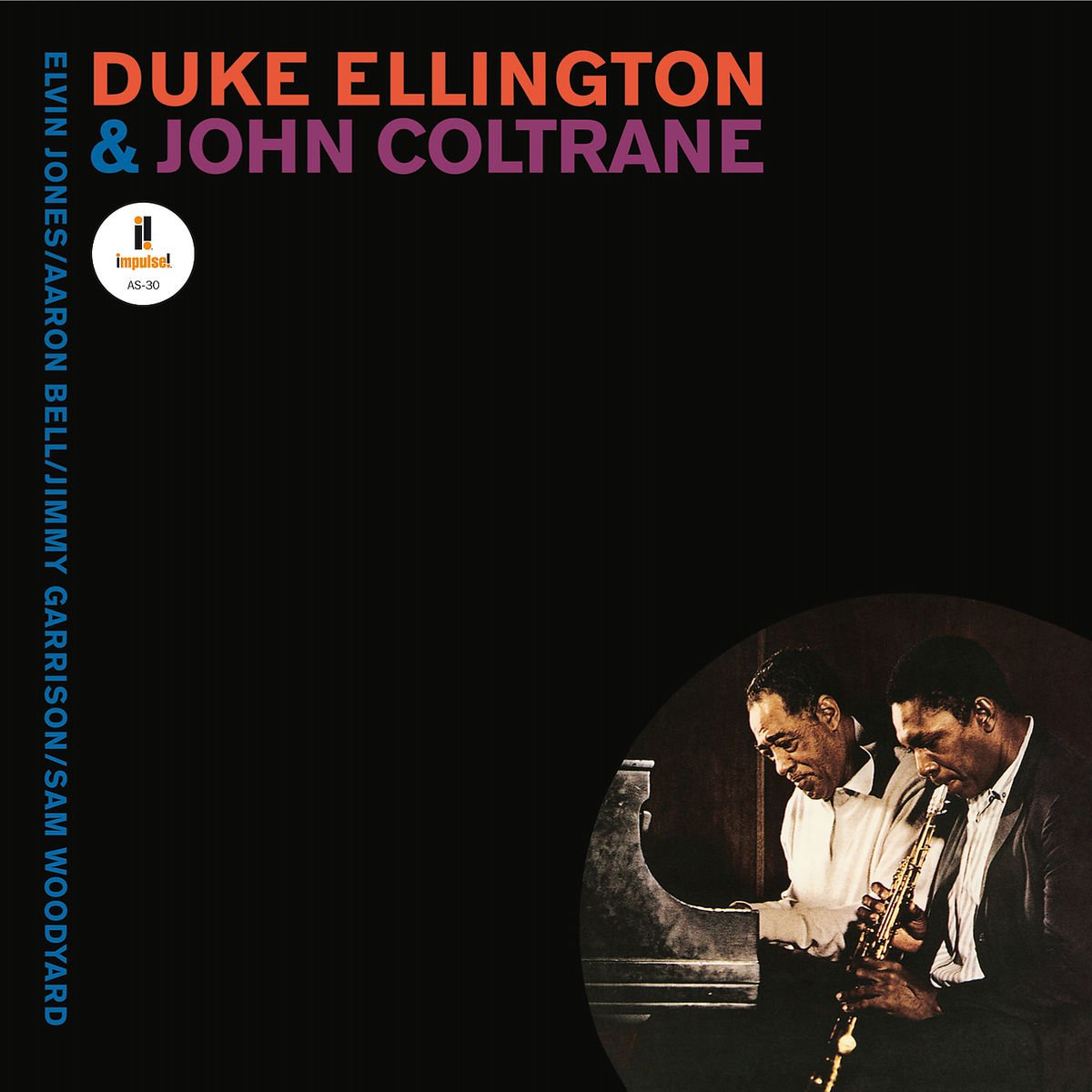 Duke Ellington. Duke Ellington & John Coltrane duke ellington it s showtime