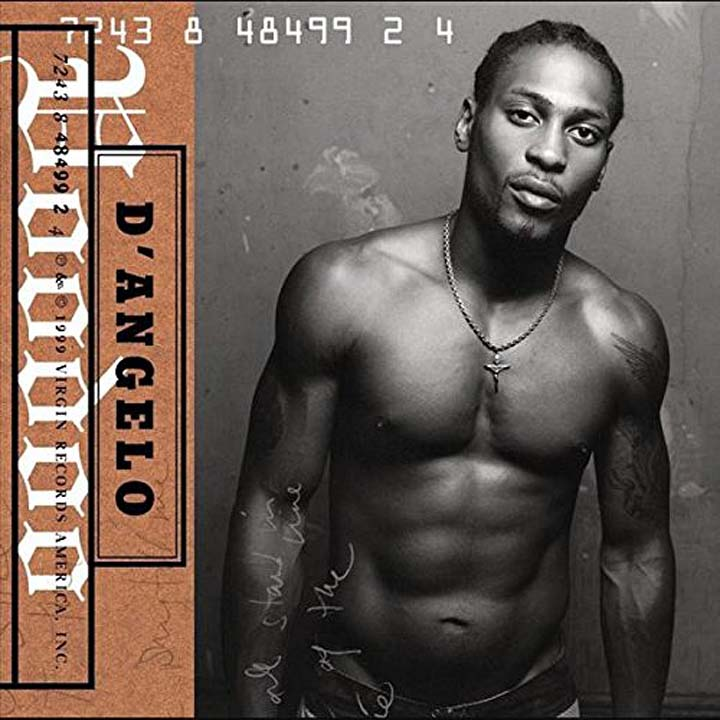 D'Angelo. Voodoo (LP)