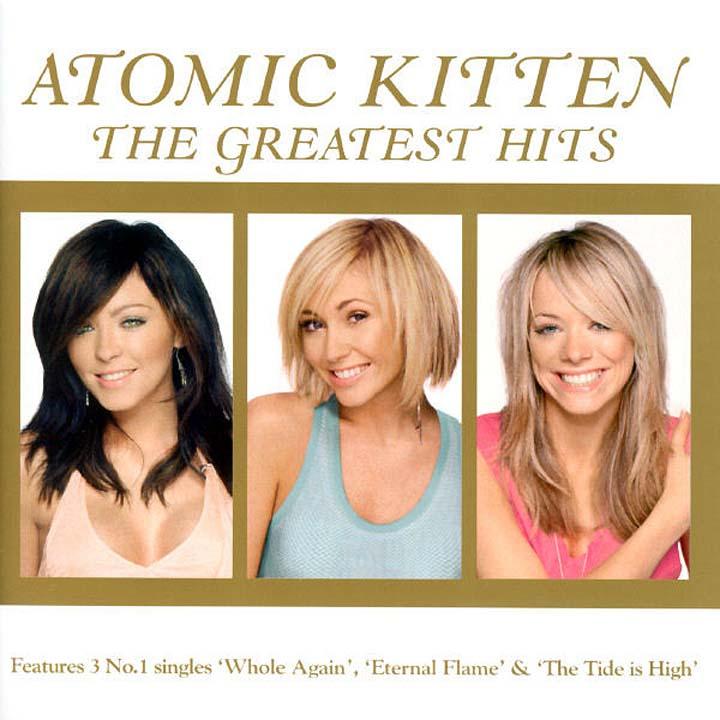 Atomic Kitten. Greatest Hits atomic kitten greatest hits
