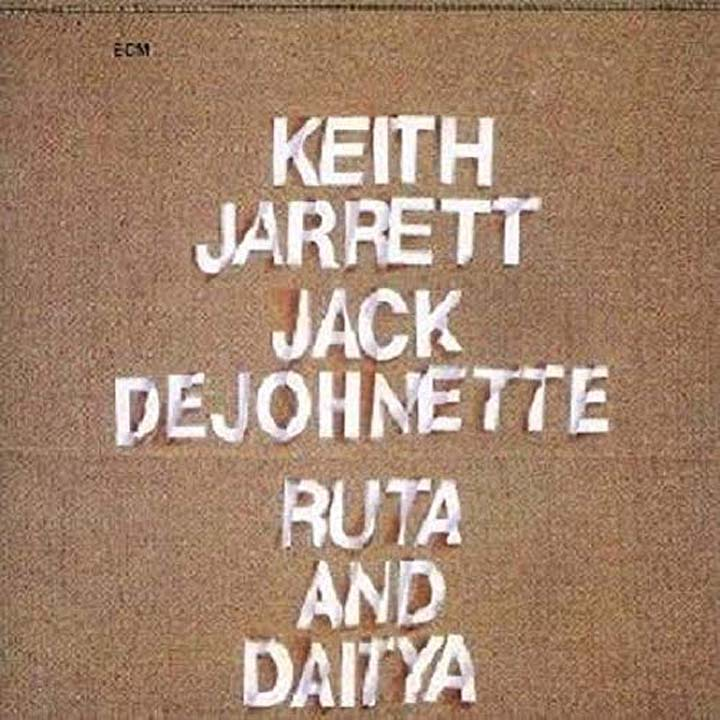 Keith Jarrett. Ruta And Daitya цена и фото