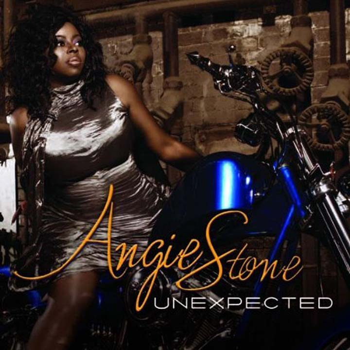 цены на Angie Stone. Unexpected  в интернет-магазинах