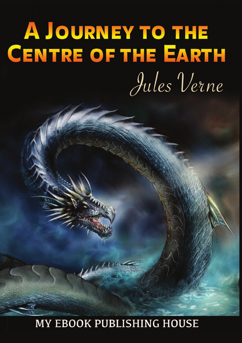 Jules Verne A Journey to the Centre of the Earth недорго, оригинальная цена