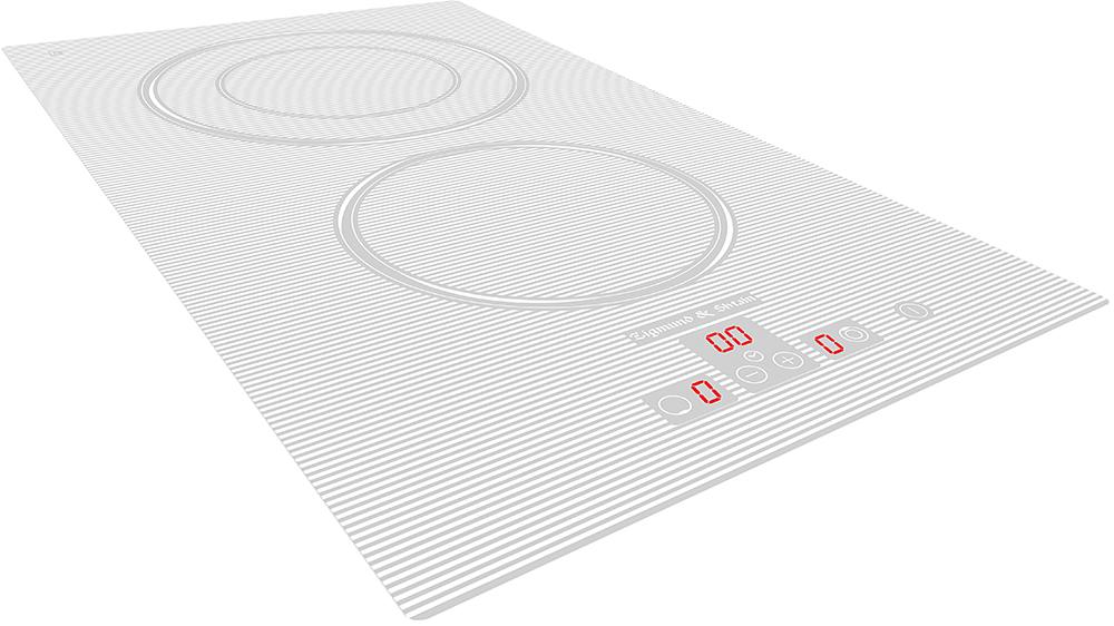 Варочная панель  CNS 302. 30 WX, белый 9уровней нагрева Таймер на каждый элемент Фронтальное сенсорное...