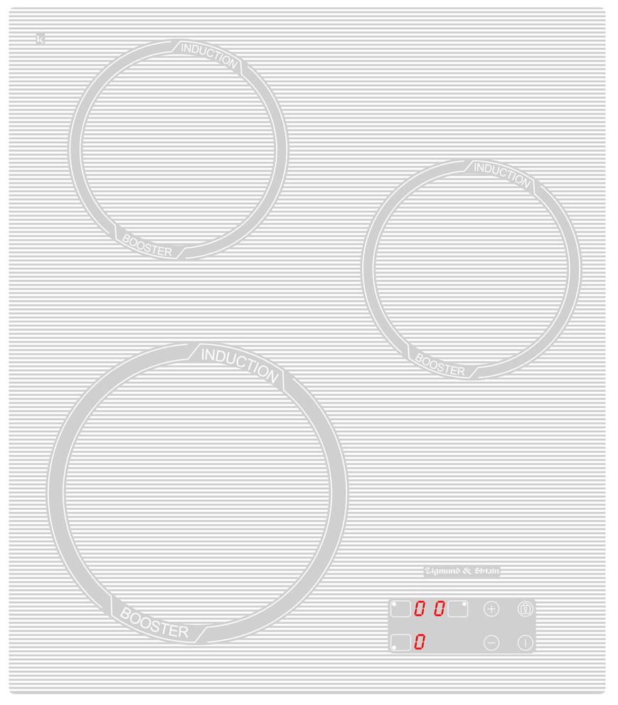 Варочная панель CIS 029.45 WX, белый