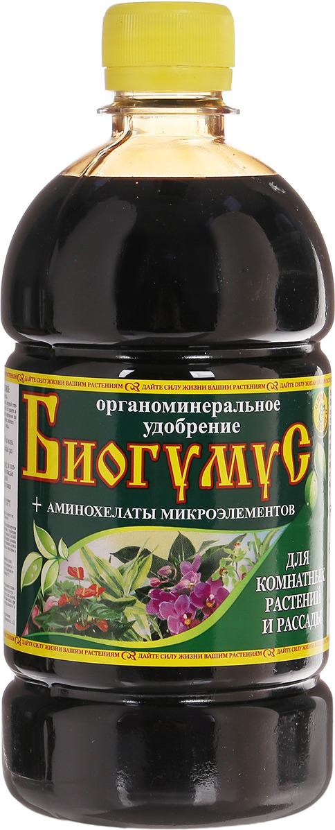 Биогумус СИЛА ЖИЗНИ для комнатных растений и рассады 0.5л.. 4607077874822