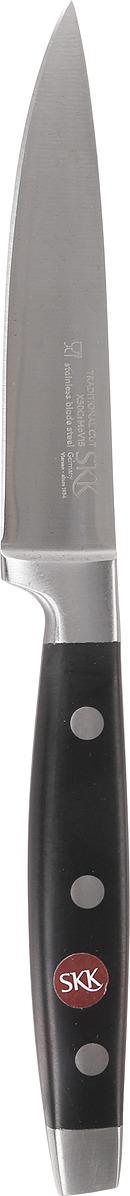 Нож SKK Traditional, для овощей, GS-0332, длина лезвия 10 см цена