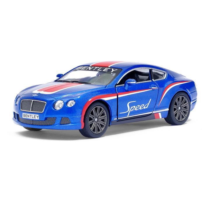 Машинка Bentley Continental GT Speed цена