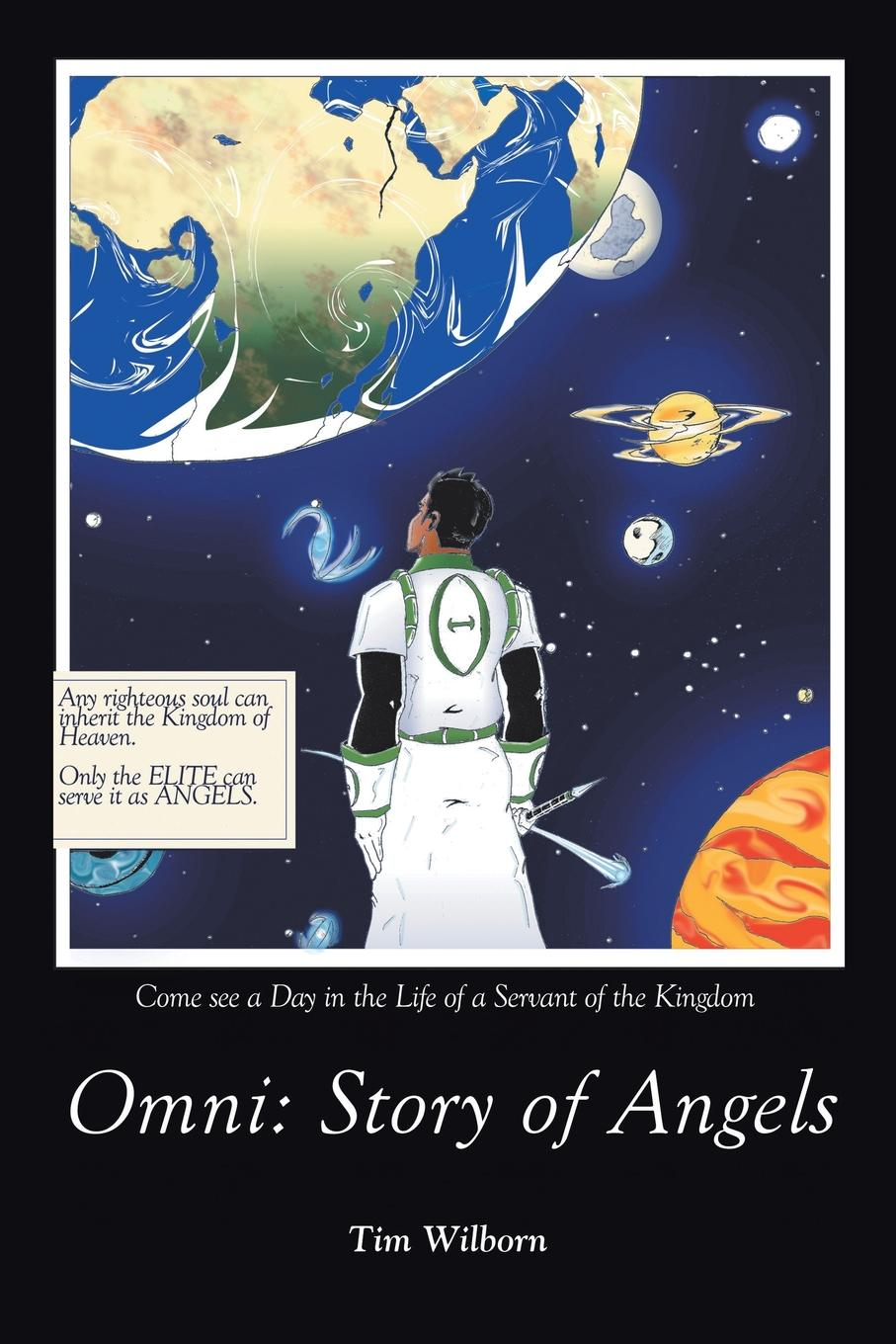 Tim Wilborn OMNI. Story of Angels the book of heaven