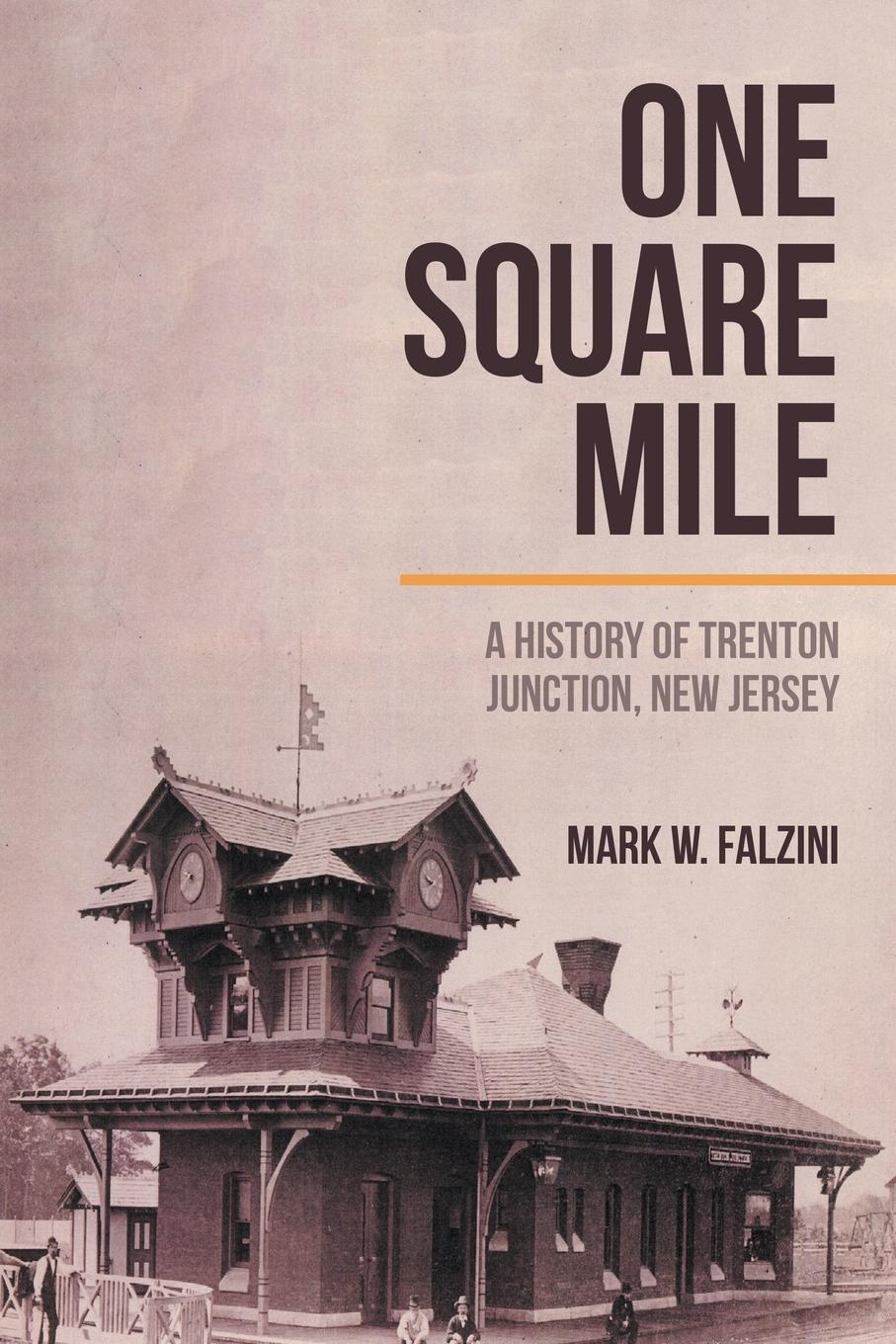 Mark W. Falzini One Square Mile. A History of Trenton Junction, New Jersey баффи санти мари buffy sainte marie many a mile