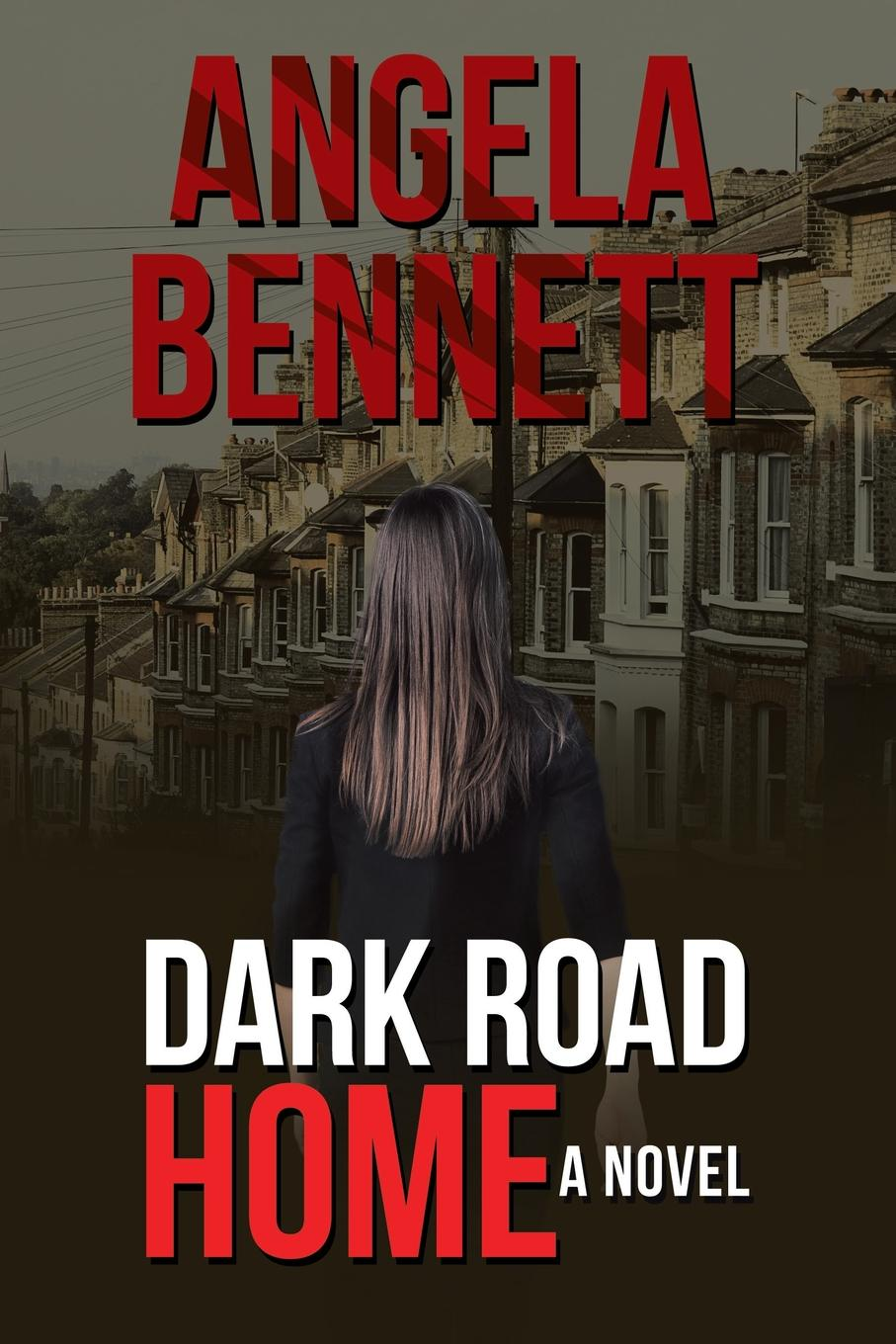 Dark Road Home. A Novel Victor Simone, head of a hit man organization, murdered Belle...