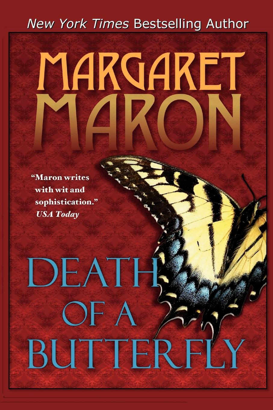 Margaret Maron Death of a Butterfly