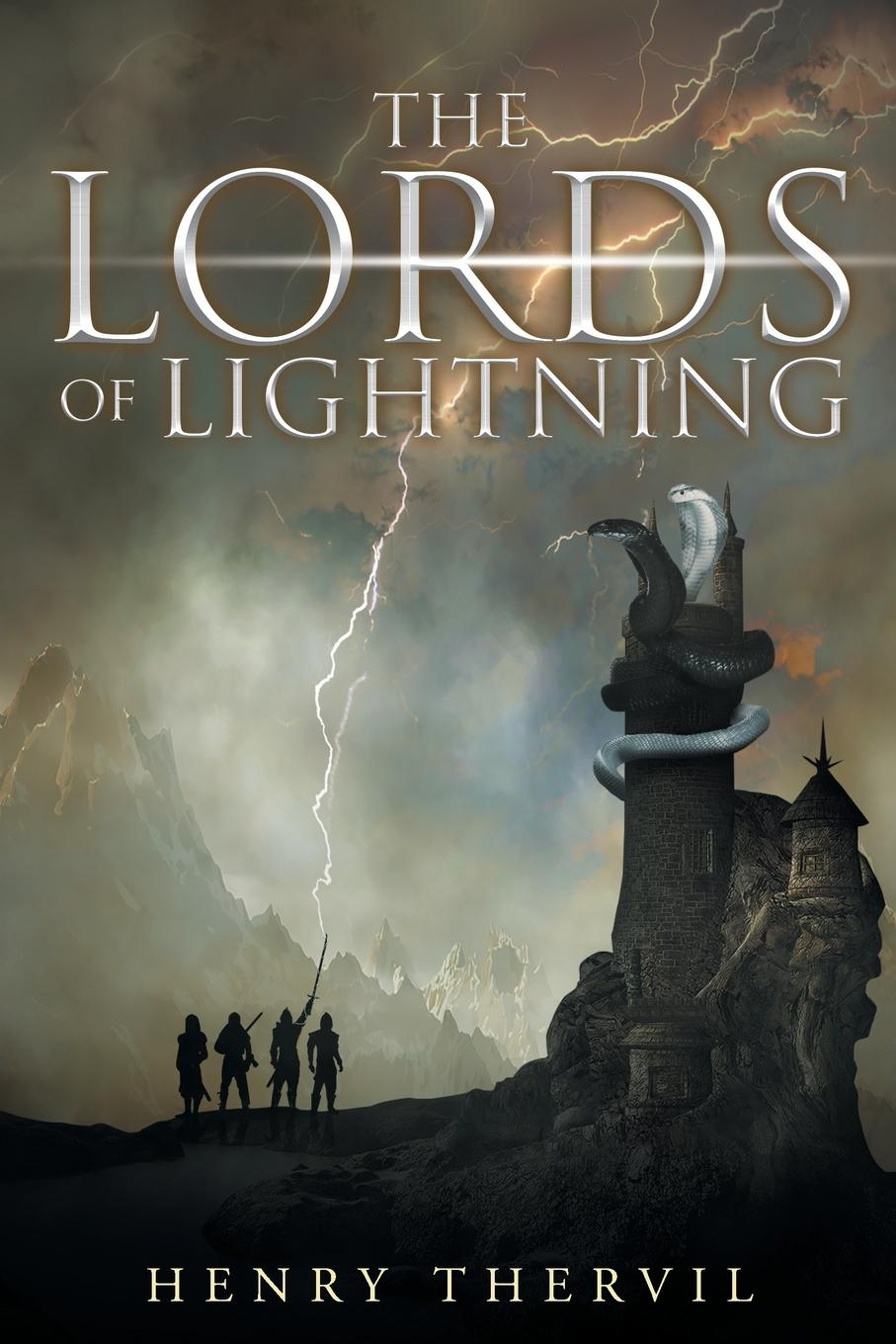 Henry Thervil The Lords of Lightning