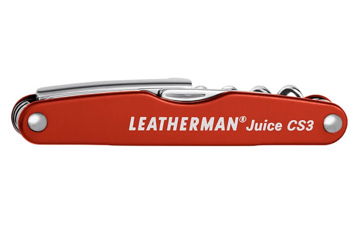 Мультитул Leatherman Juice CS3 Cinnabar