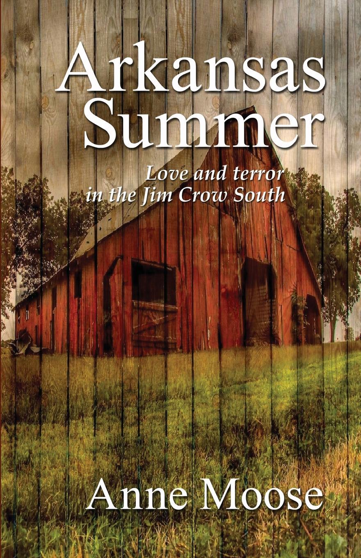 Anne Moose Arkansas Summer нож варан 2