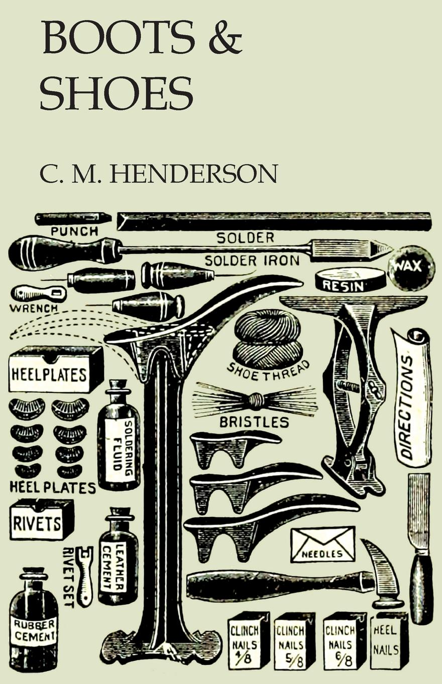 цена C. M. Henderson Boots . Shoes