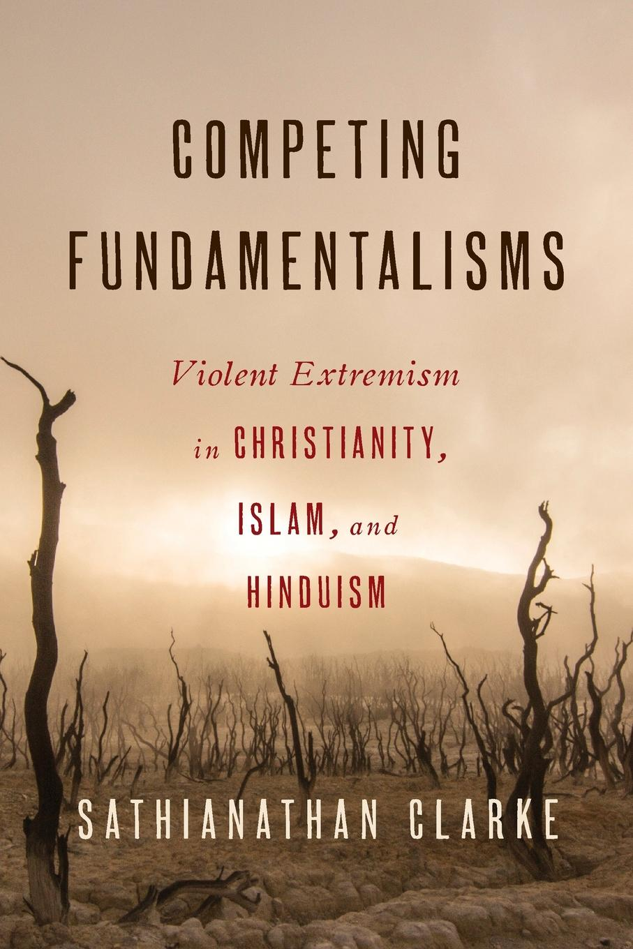 Sathianathan Clarke Competing Fundamentalisms steve clarke the justification of religious violence