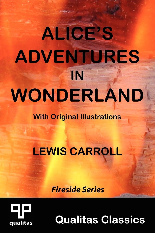 Lewis Carroll Alice.s Adventures in Wonderland (Qualitas Classics) alice a007f a