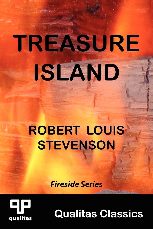 Stevenson Robert Louis Treasure Island (Qualitas Classics) helen dickson the pirate s daughter