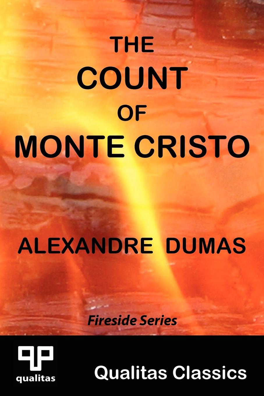 Александр Дюма The Count of Monte Cristo (Qualitas Classics) the count of monte cristo the world famous bilingual chinese and english fiction novel book