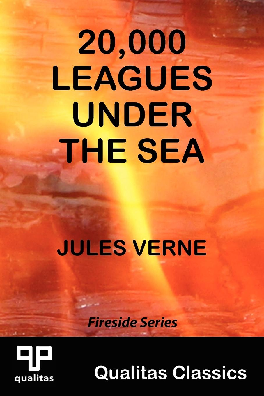 Jules Verne 20,000 Leagues Under the Sea (Qualitas Classics) verne j 20000 leagues under the sea theacher s book