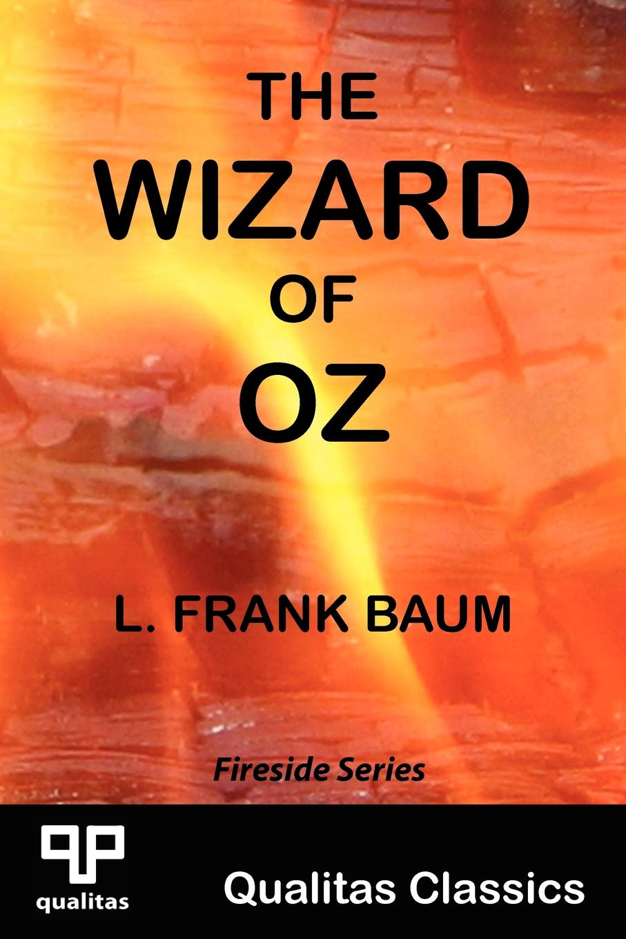 L. Frank Baum The Wizard of Oz (Qualitas Classics) the wizard of oz books wholesale genuine books for adolescents life must read paper books for children