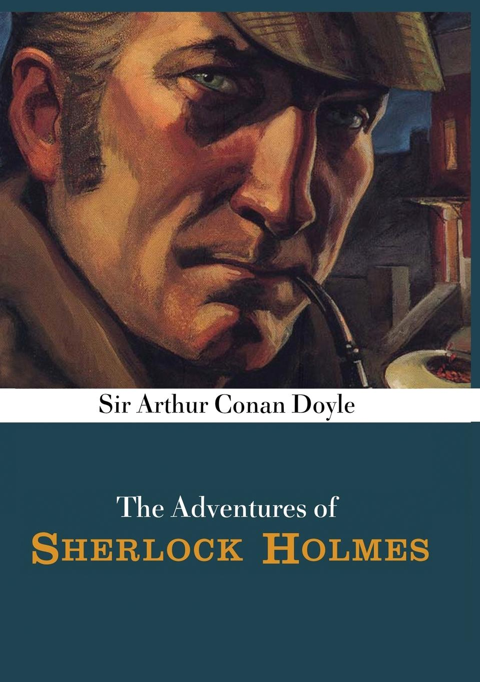 Doyle Arthur Conan The Adventures of Sherlock Holmes цена и фото