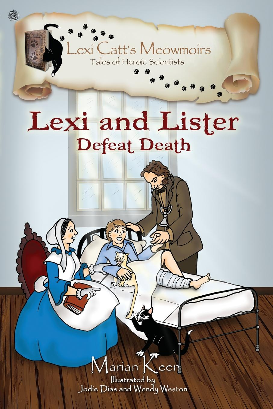 Marian Keen Lexi and Lister. Defeat Death the age of alexander nine greek lives