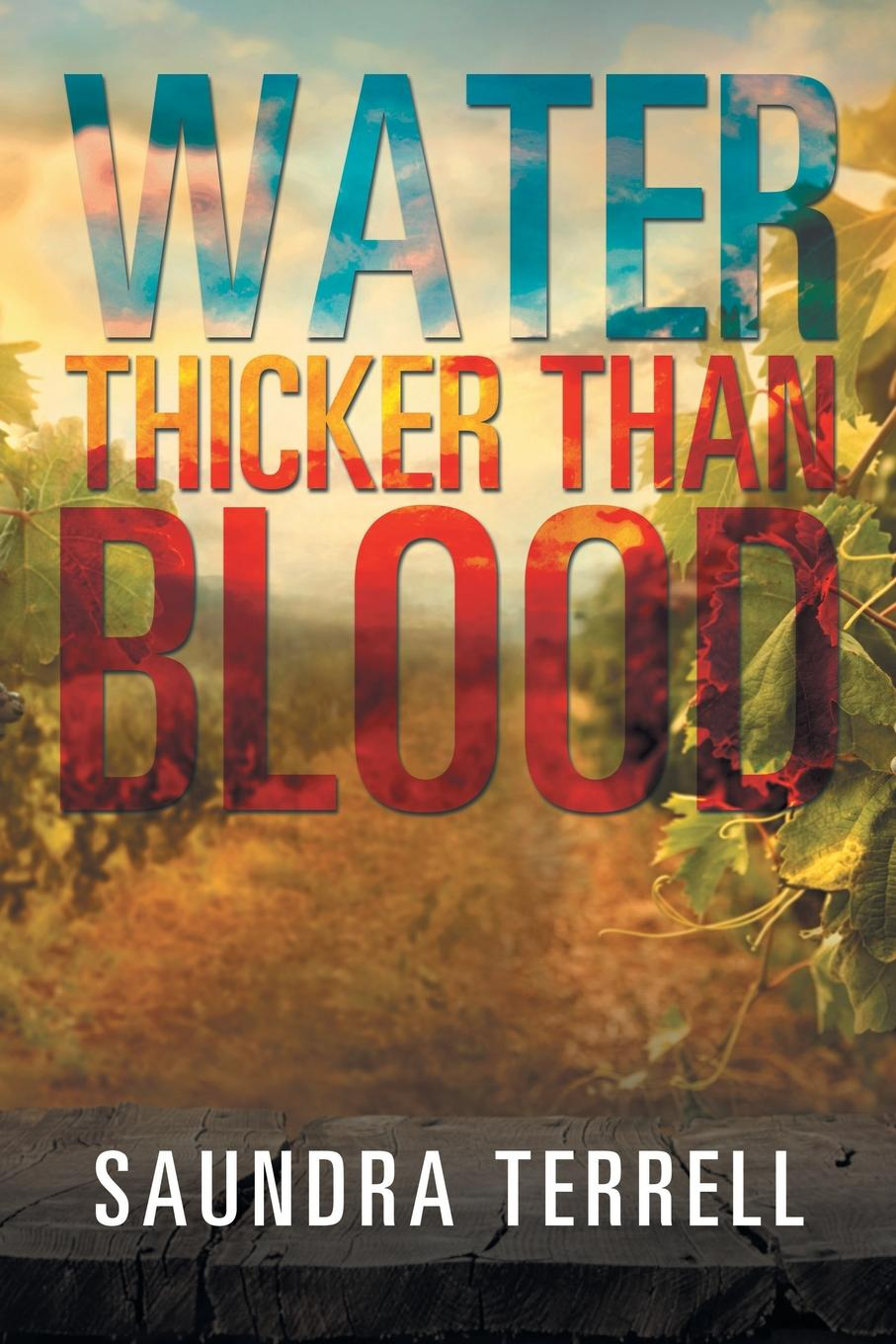 Saundra Terrell Water Thicker Than Blood rachel mclean thicker than water a gripping thriller about family belonging and revenge