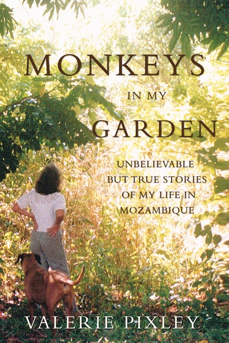 Valerie Pixley Monkeys in My Garden витамины garden of life
