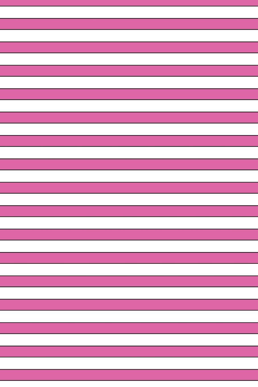 Lizzie Timewarp Notebook (pink and white striped) lizzie timewarp notebook pink and white striped