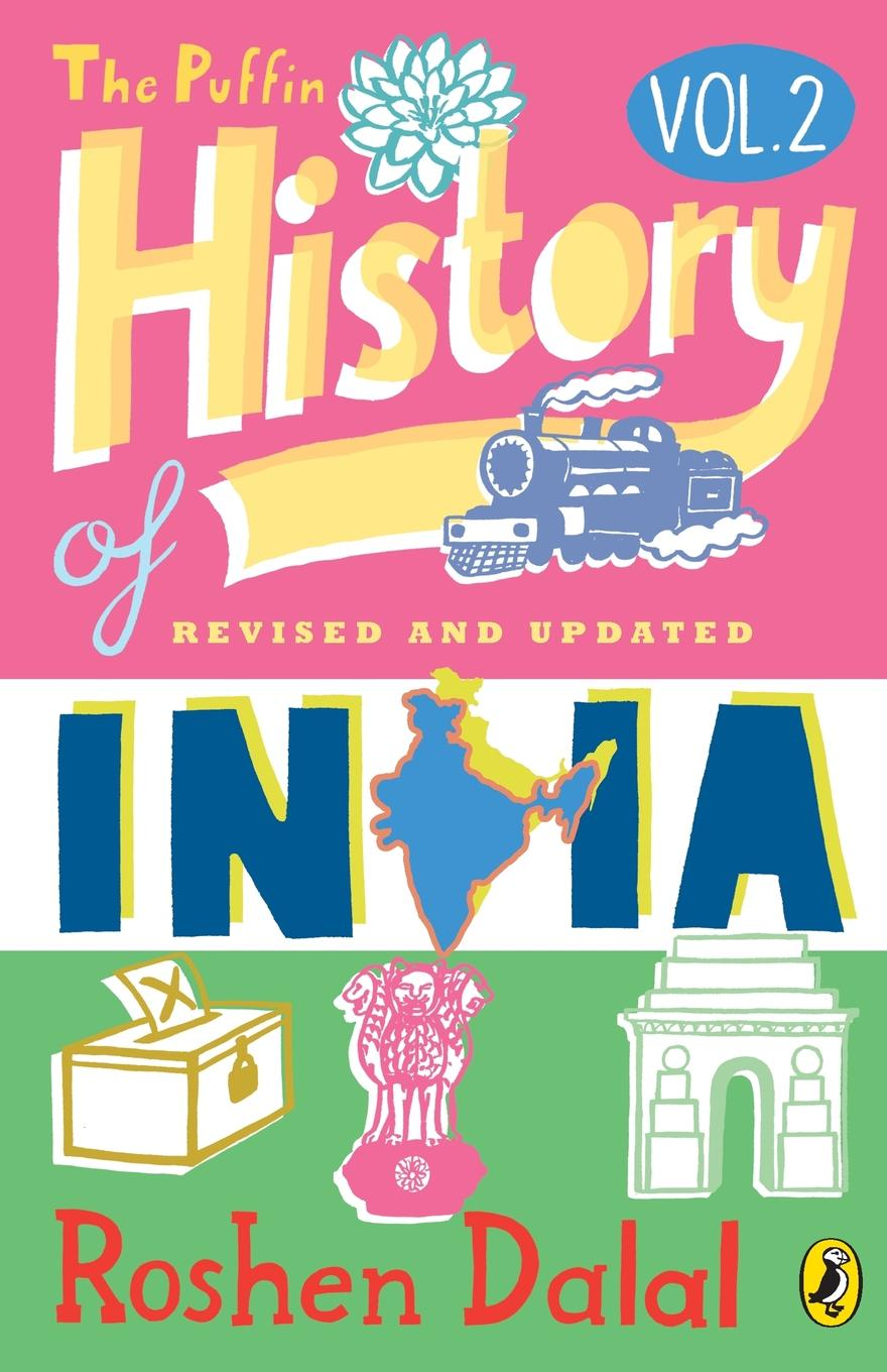 Roshen Dalal The Puffin History of India Volume 2 rembrandt and the inspiration of india