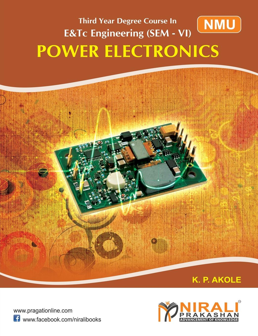 K P AKOLE POWER ELECTRONICS цена