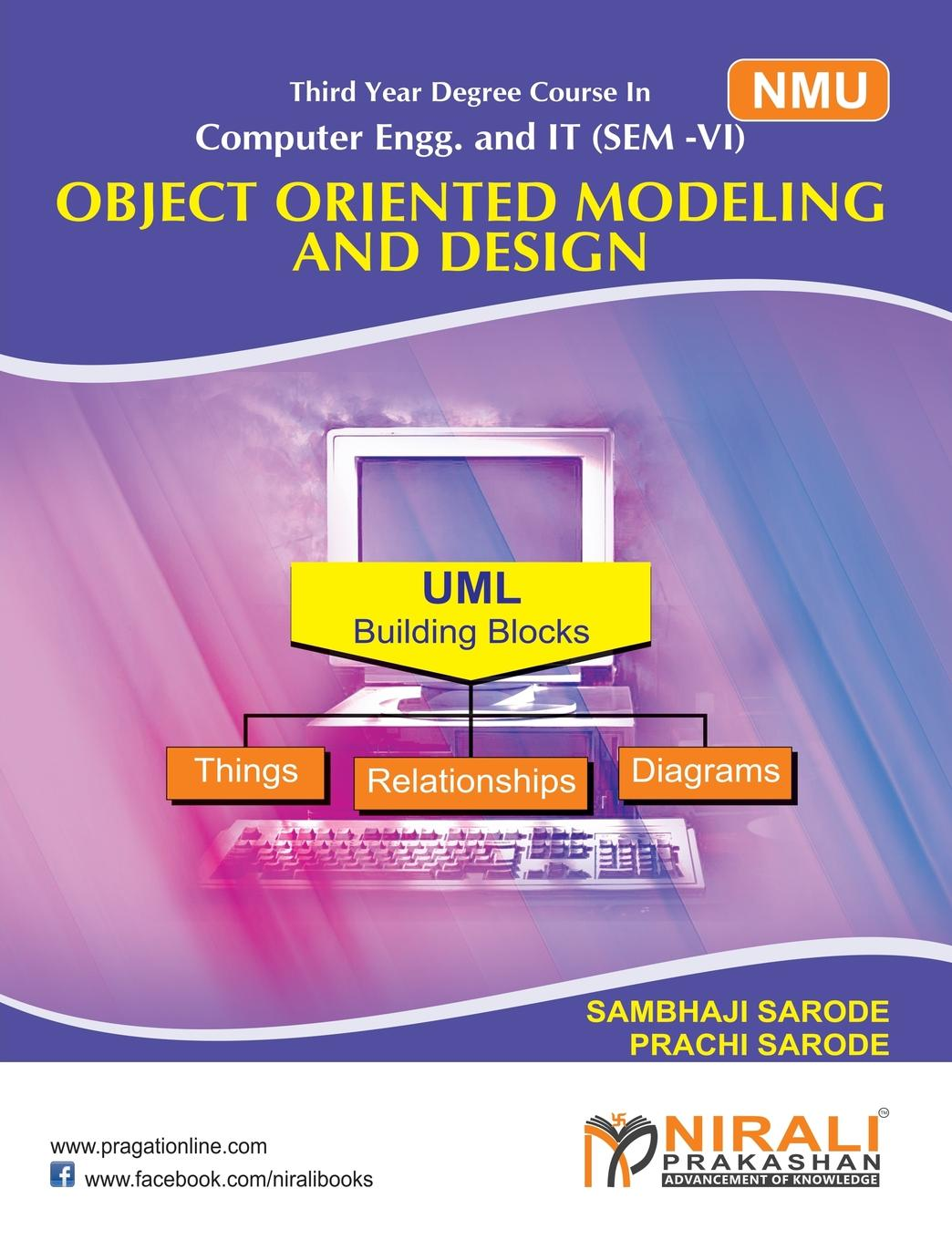 P SARODE, S SARODE OBJECT ORIENTED MODELING AND DESIGN object oriented modeling of virtual labs for control education