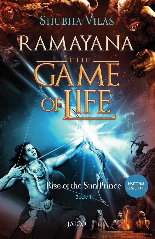 купить Shubha Vilas Ramayana. The Game of Life - Book 1 - Rise of the Sun Prince по цене 1389 рублей