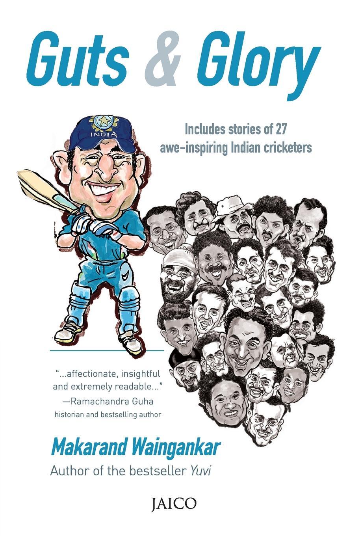 Makarand Waingankar Guts . Glory 2019 icc cricket world cup india v new zealand