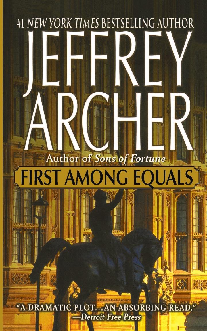 Jeffrey Archer First Among Equals archer jeffrey tell tale
