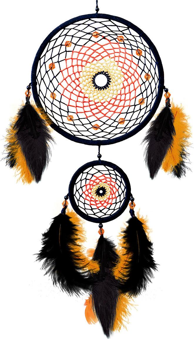Набор для творчества Созвездие Ловец снов Тигровый глаз, 16 х 35 см