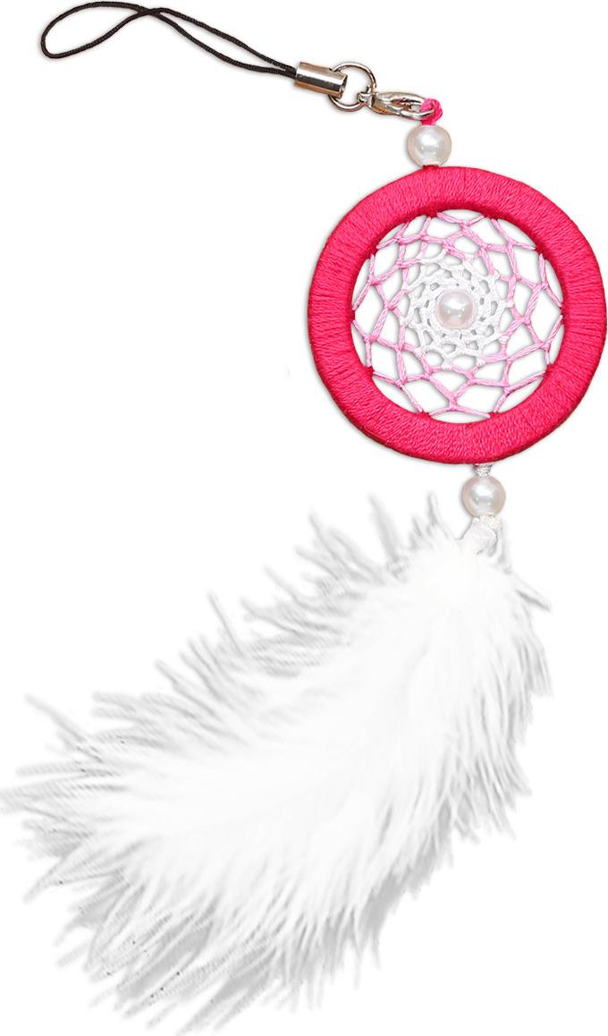 Набор для творчества Созвездие Ловец снов Розовый топаз, 4 х 12 см