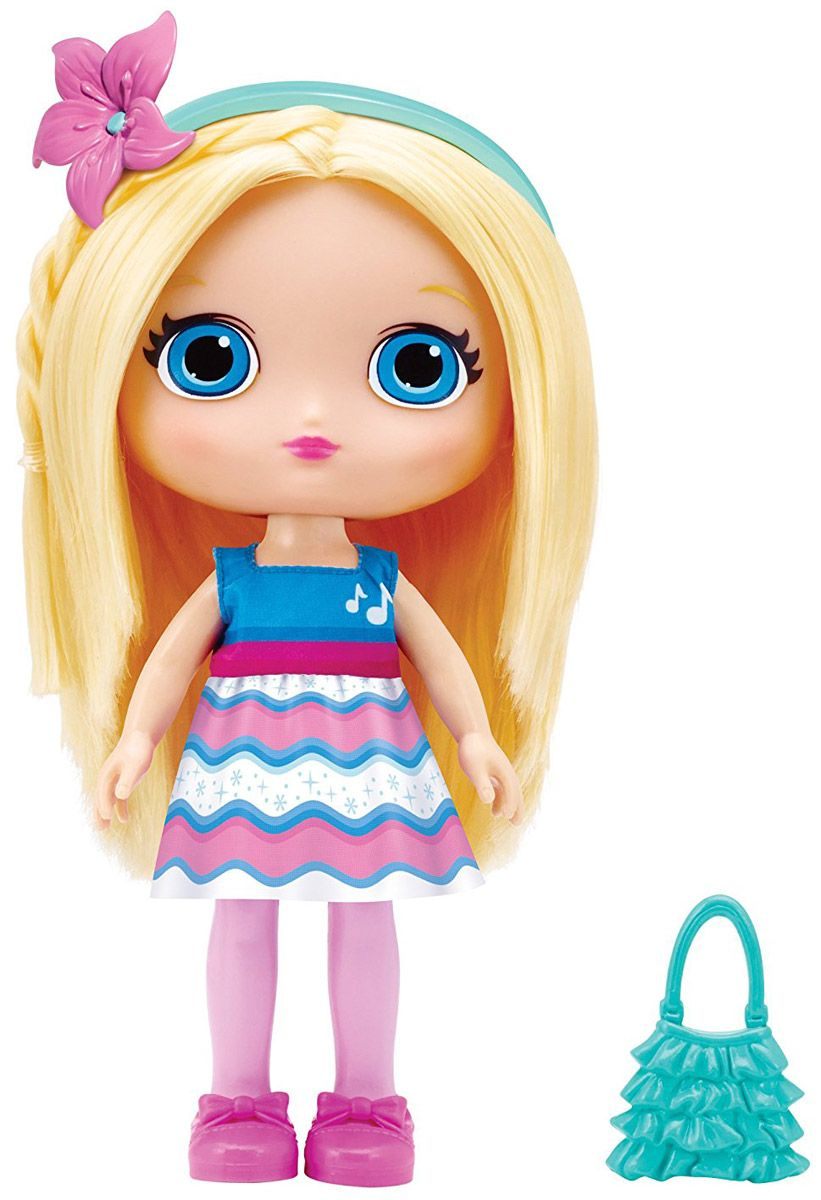 Кукла Little Charmers 71701_20072877 голубой, розовый кукла posie little charmers
