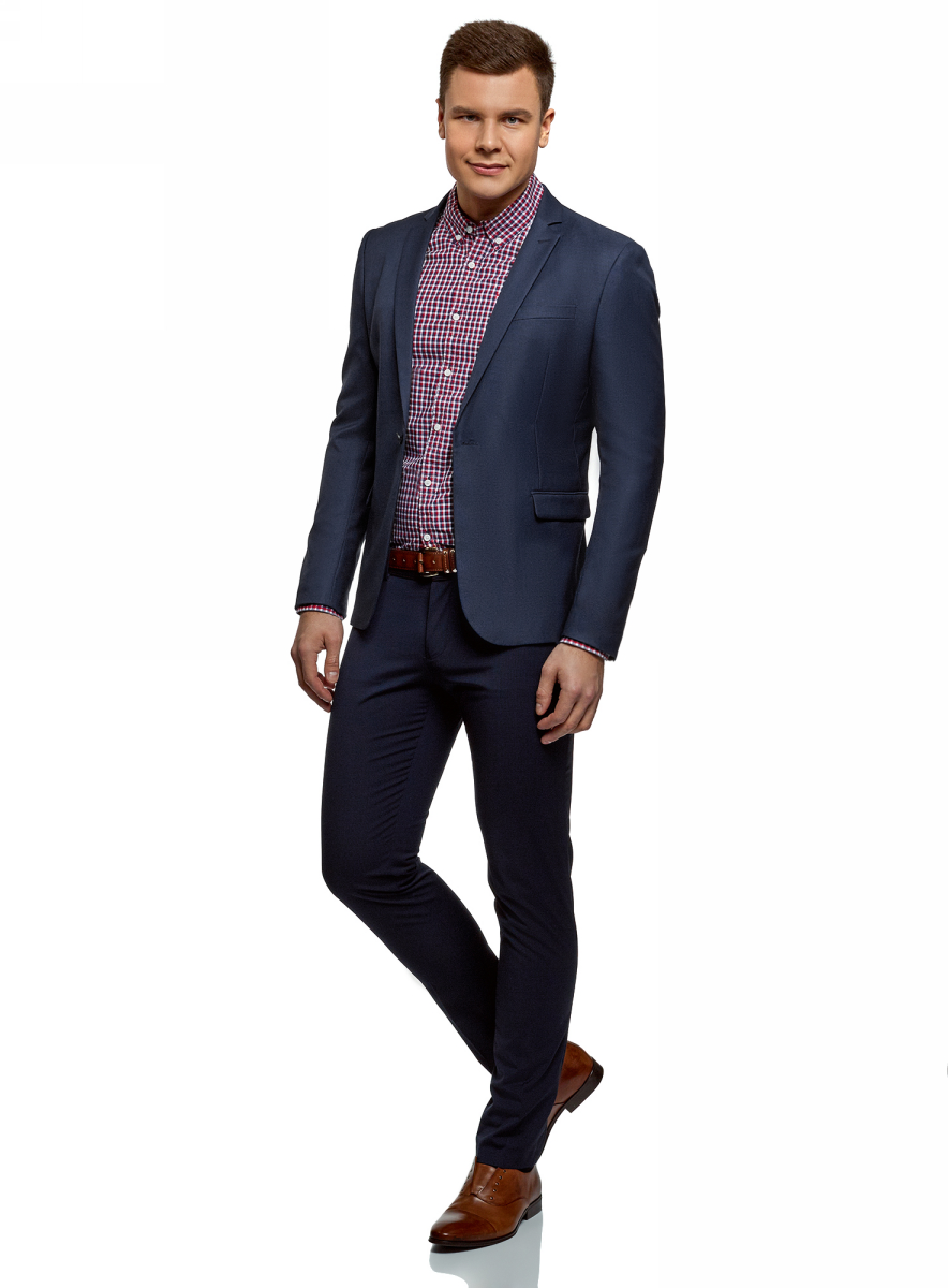 Пиджак oodji пиджак с отложным воротником b young