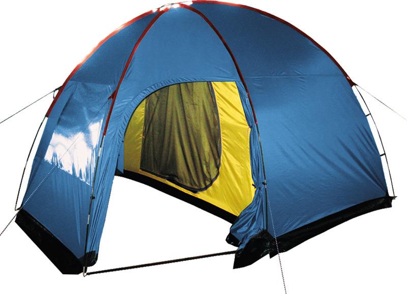 Палатка Sol Anchor 3, SLT-031.06, зеленыйSLT-031.06Двухслойная кемпинговая палатка, высокий, слегка асимметричный купол с большим тамбуром. Окна тента, в зависимости от погодных условий, можно открывать целиком, частично или вовсе плотно закрыть в непогоду. По нижней кромке тента пришита юбка. Она равномерно растягивает тент, не дает дождю затекать под дно и защищает от сквозняков. Все швы тента и остальных частей палатки проклеены термоусадочной лентой. Внутренняя палатка Полностью дышащий материал. Большое вентиляционное окно обеспечивает достаточный воздухообмен. Если на улице жарко, можно отстегнуть первый слой двери, оставить только москитную сетку. Дверь имеет форму буквы D, ее удобнее открывать и закрывать, чем обычную. Пол спального отделения выполнен из армированного полиэтилена (терпаулинга) и устойчив к истиранию. Каркас В первую очередь устанавливается тент. Потом подвешивается на клипсах внутренняя палатка.