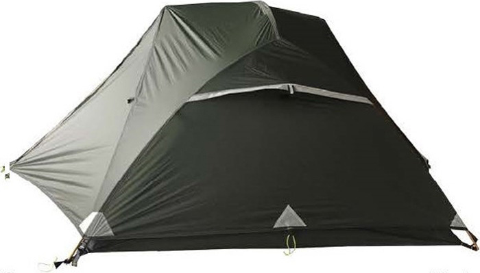 Палатка Tramp Cloud 2 Si, TRT-92, зеленый