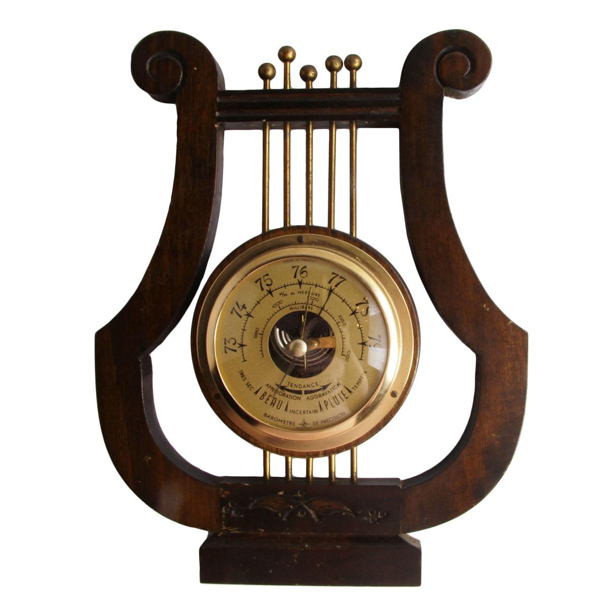 Барометр Антик Хобби Арфа, коричневый, бежевый арфа мое вдохновение шедевры сольной и камерной музыки для арфы