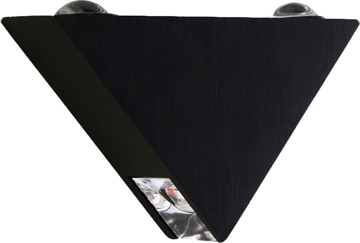 лучшая цена Светильник настенно-потолочный BayerLux Каппа, 2598374, 3x1W LED