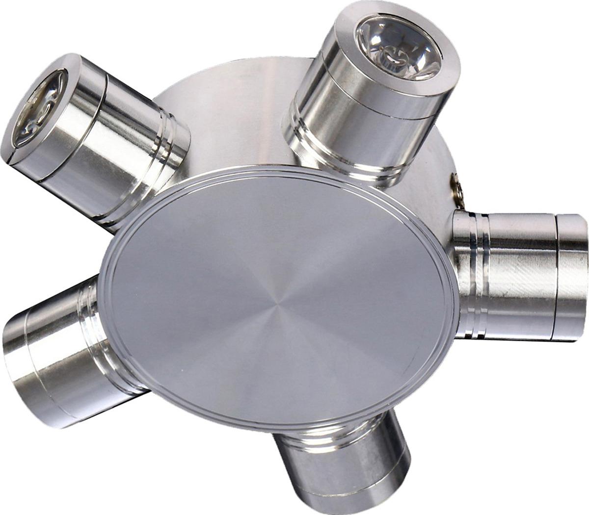 Настенно-потолочный светильник BayerLux Аристон, LED, 1 Вт