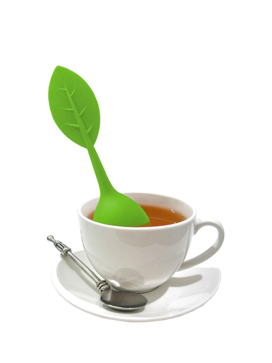 Ситечко для заварки Rich Line Home Decor Вкусный чай 585, зеленый, серый цепь rich line йошкар ола
