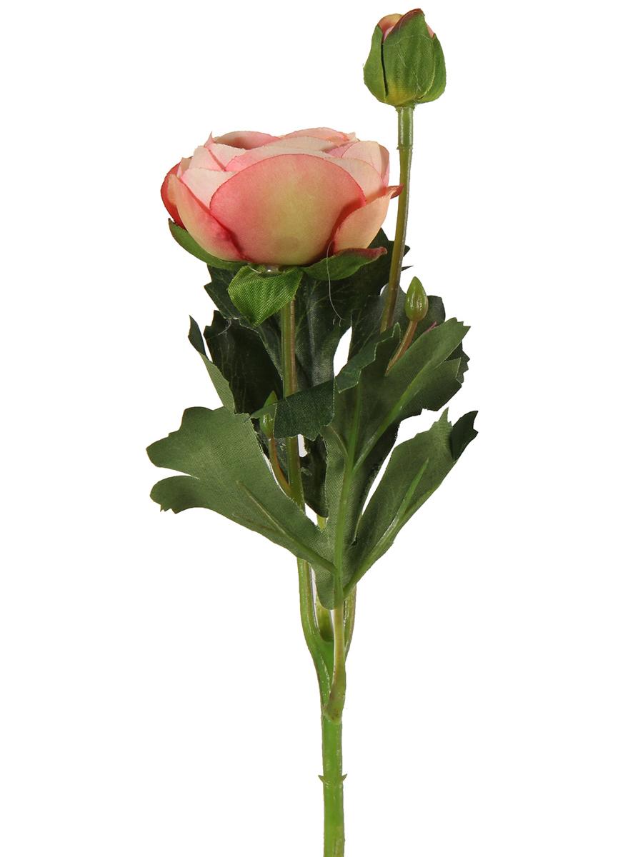 Искусственные цветы Rich Line Home Decor Нежность цветка 676, розовый, зеленый цветы жарки фото